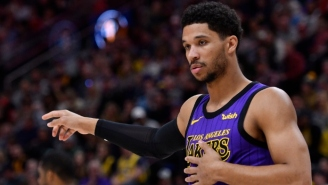 Josh Hart Hired A Chef To Make Sure He Doesn't 'Feel Fat' Eating New Orleans Cuisine