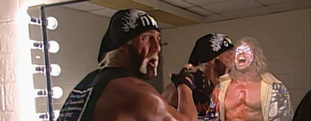 The Best And Worst Of WCW Monday Nitro 10/5/98: Man In The Mirror