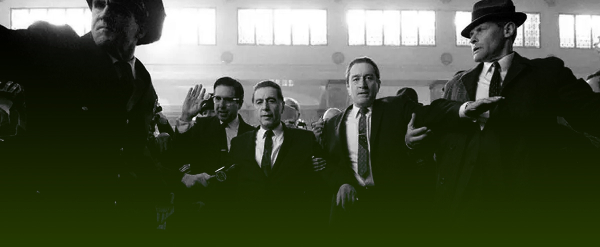 The Gang's All Back For Martin Scorsese's 'The Irishman,' And It's Phenomenal