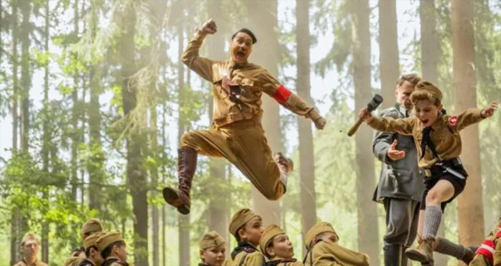 'Jojo Rabbit' First Reactions Call Taika Waititi's Hitler Satire Funny, Terrifying, And Wholly Unique