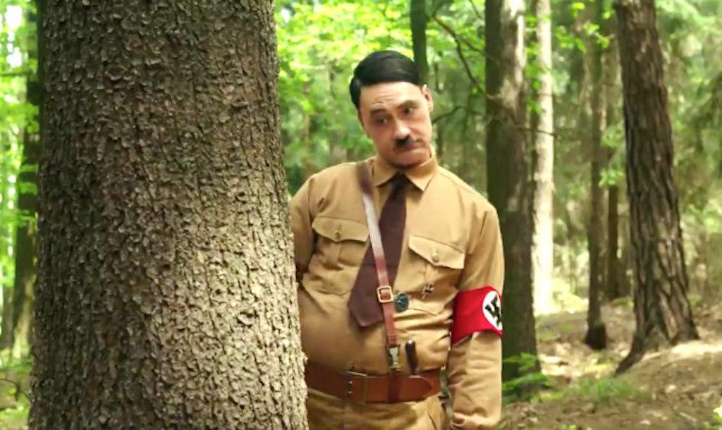 Frotcast Bonus: Matt And Vince Talk 'Jojo Rabbit,' About A Little Boy's Imaginary Hitler