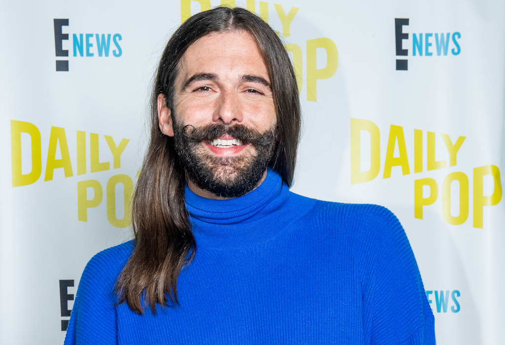 'Queer Eye' Star Jonathan Van Ness Has Revealed He's HIV-Positive
