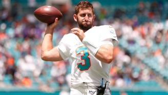 The Dolphins Will Start Josh Rosen After A Historically Bad Beginning To The Season