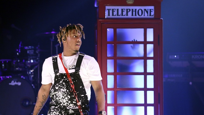 Juice Wrld Posted His Phone Number On Instagram And He Wants Everybody To Text Him
