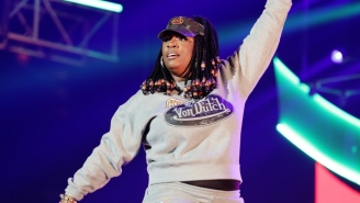 Kamaiyah Was Reportedly Arrested For Shooting A Handgun At A Private Movie Screening