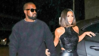 Kanye And Kim Kardashian Got A Warning From The Wyoming Government Over Chasing Antelopes On Their ATVs