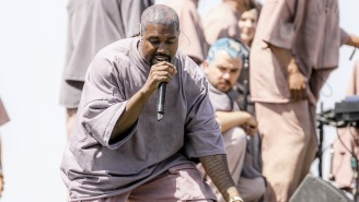 Kanye West Is Staging His First Opera, 'Nebuchadnezzar'