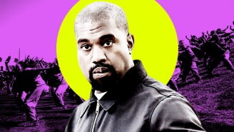 From 'Jesus Walks' To Pop-Up Church, How Kanye West Is Turning Faith Into Big Business