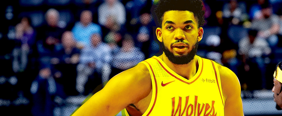 An Appreciation For Karl-Anthony Towns, The West's Forgotten Star