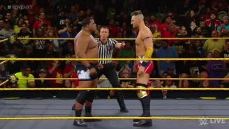 NXT Results 9/25/19