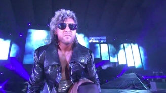 AEW's Kenny Omega Teased Either The Return Of An Old Persona Or The Arrival Of A New One