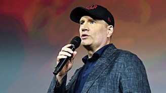 Marvel's Kevin Feige Is Reportedly Developing A New 'Star Wars' Movie