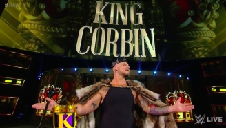 WWE Wants To Change A Kentucky City's Name To Honor King Corbin