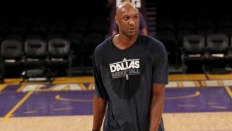 Lamar Odom Claims Mark Cuban Once Kicked Him And Called Him A 'Motherf*cker' During A Game