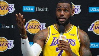 LeBron Hosted California Gov. Gavin Newsom For A Formal Signing Of The Fair Pay To Play Act
