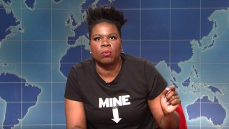 Leslie Jones Confirms Her 'SNL' Exit With An Appropriate Hashtag