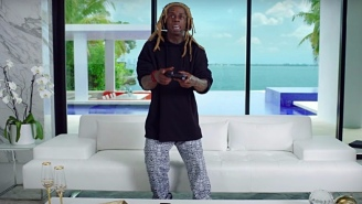 Lil Wayne Channels Leeroy Jenkins In A Hilarious Trailer For 'Ghost Recon Breakpoint'