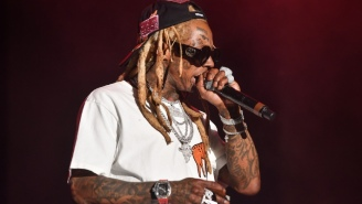 Lil Wayne Didn't Show Up To His 'Life Is Beautiful' Set And People Are Angry