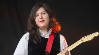 Lucy Dacus Fires Back At The Trump Administration's Reported Attempt To Ban LGBTQ Adoption