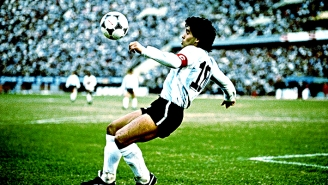 Director Asif Kapadia On 'Diego Maradona' And Why The Iconic Footballer Is So Special