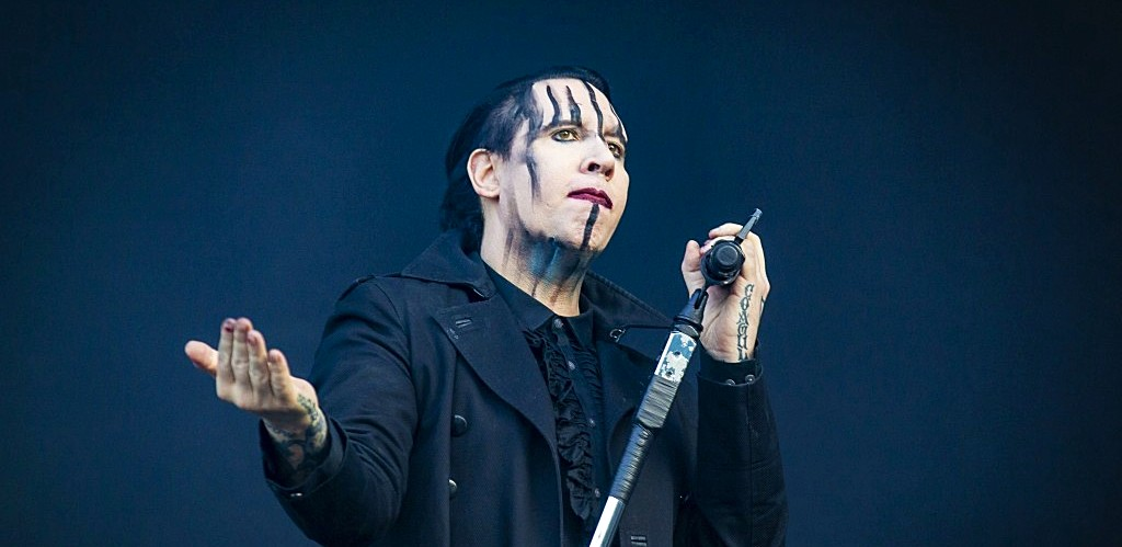 Marilyn Manson Will Join 'American Gods' As The Lead Singer Of A Viking Metal Band Called 'Blood Death'