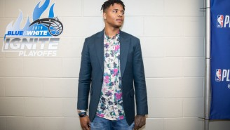 Markelle Fultz Is Expected To Be A Full Participant At Magic Training Camp