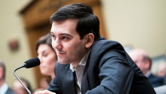 Even In Prison, Martin Shkreli Is Still Managing To File Lawsuits