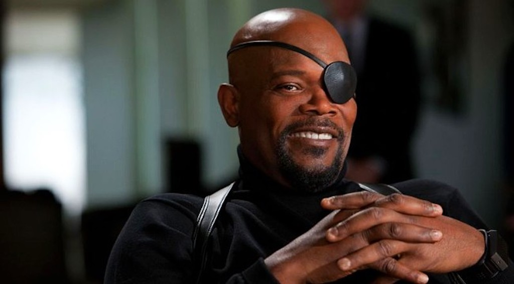 A Newly Exhumed 'Iron Man' Deleted Scene Has Nick Fury Referencing Spider-Man And The X-Men