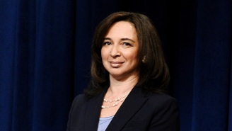Maya Rudolph Returned To 'SNL' To Play Kamala Harris And People Are Loving It