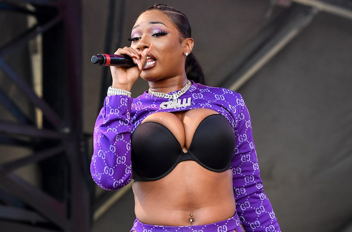 Megan Thee Stallion Says Her 'Hot Girl Summer' Trademark Is 'Already In The Process' Of Approval
