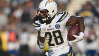 Melvin Gordon Is Reportedly Ending His Holdout With The Chargers