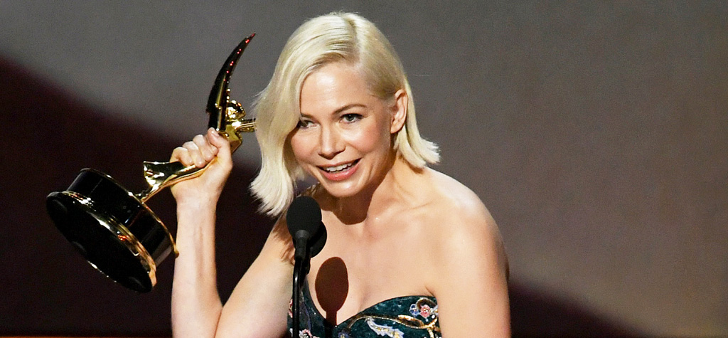 Michelle Williams Gave An Impassioned Acceptance Speech About Equal Pay At The 2019 Emmys