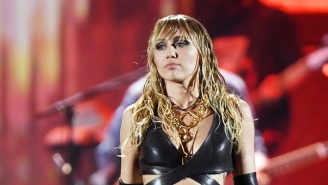 Miley Cyrus Says Her Upcoming Album 'She Is Miley Cyrus' Sounds 'Super Rock And Roll'