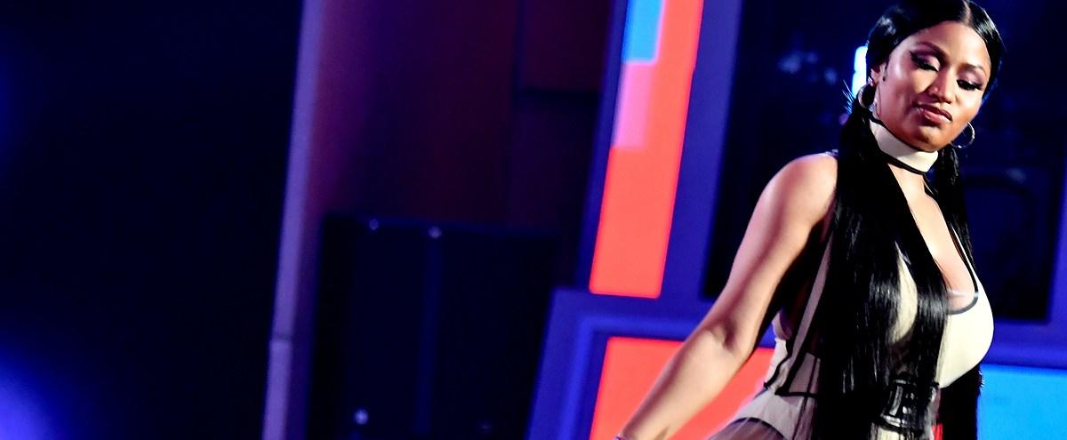 Nicki Minaj's Retirement Leaves Behind A Towering Hip-Hop Legacy