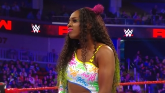 Naomi Offered An Update On Her WWE Status