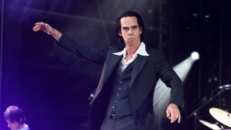 Believe It Or Not, Nick Cave Has Sold 'Zero Rolls' Of His Erotic Wallpaper