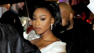 Normani Explains Rihanna's Strange Compliment After Her Savage X Fenty Performance