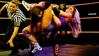 The Best And Worst Of WWE NXT 9/18/19: Party On The USA