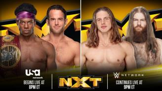 NXT On USA Network (And WWE Network) Open Discussion Thread 9/18/19