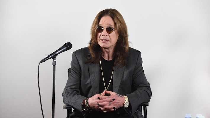 Ozzy Osbourne Didn't Know Who Post Malone Was Before Collaborating With Him On 'Take What You Want'