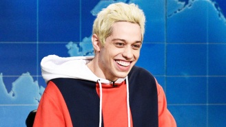 You'll Finally Get To Imagine Pete Davidson As Jimmy Stewart When He Headlines A Table Read Of 'It's A Wonderful Life'
