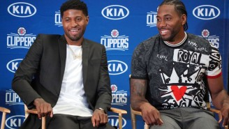 Paul George Explained Why He Believes He And Kawhi Are The NBA's Best Duo