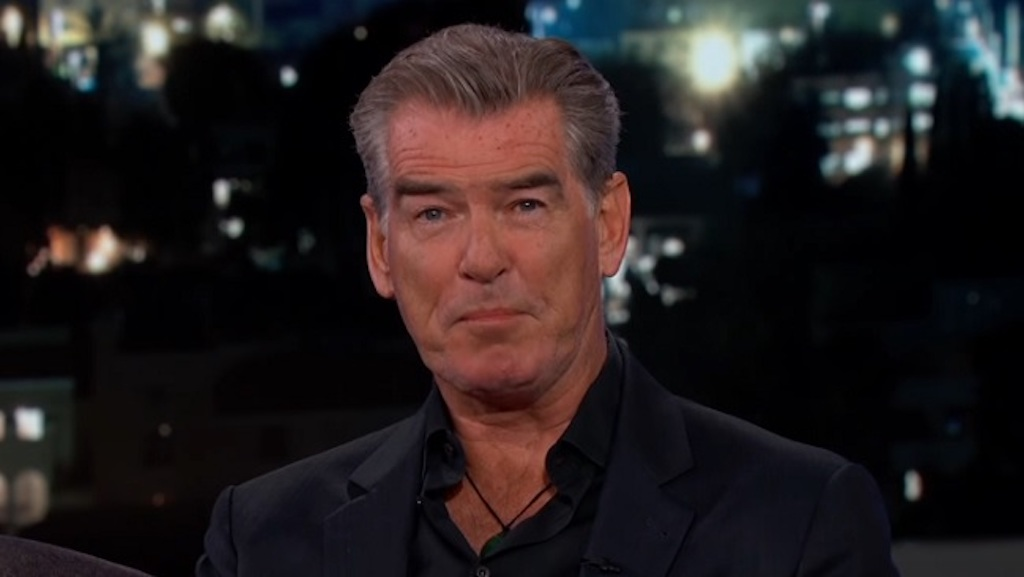 Pierce Brosnan Thinks It Would Be 'Exciting' If The Next Bond Was A Woman
