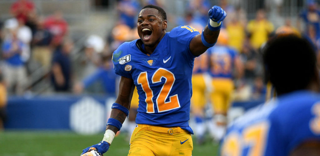 Pitt Busted Out Its Own Version Of Philly Special To Break UCF's 27-Game Winning Streak