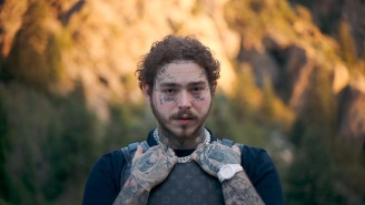 Post Malone Celebrates Hard Work With Luxury In His Opulent 'Saint-Tropez' Video