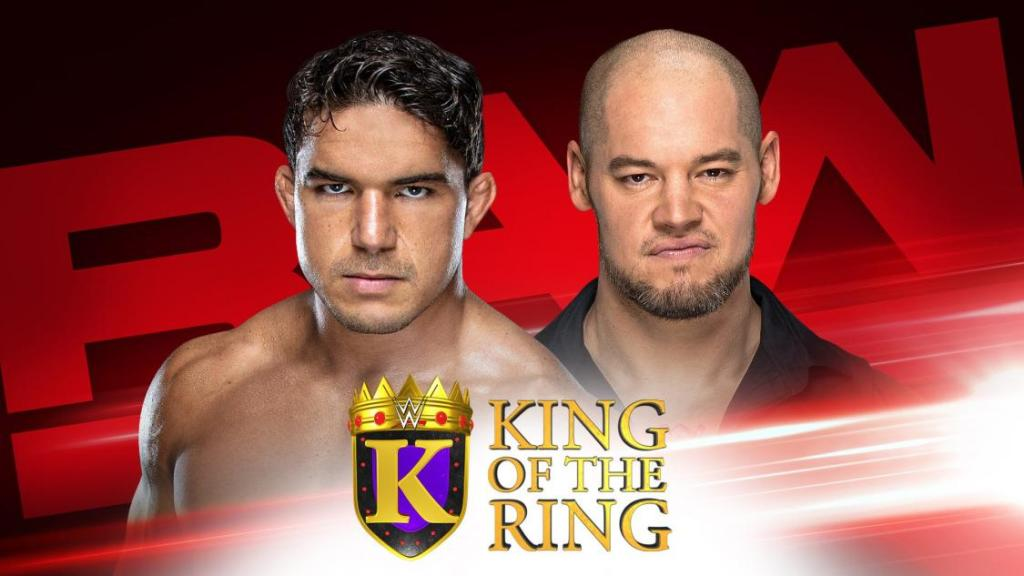 WWE Raw King Of The Ring Finals Open Discussion Thread (9/16/19)