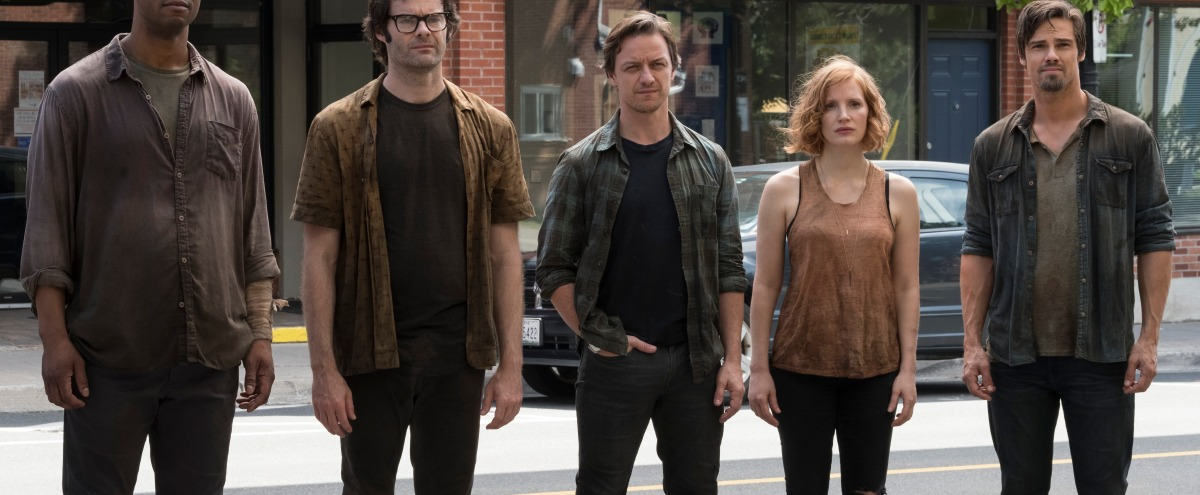 Bill Hader Tells Us How He Snuck An Homage To A Horror Classic Into 'It: Chapter Two'