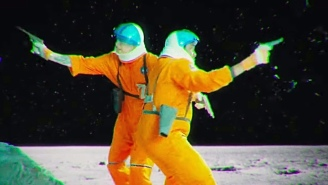 Rexx Life Raj And Kenny Beats Fight Aliens In Their Spacefaring 'Moonwalk' Video