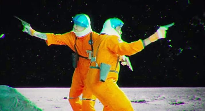 Rexx Life Raj And Kenny Beats Fight Aliens In Their Spacefaring 'Moonwalk' Video
