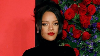 Rihanna Responds To Rumors That She's Playing An Iconic Villain In 'The Batman'